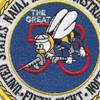 58th Naval Mobile Construction Battalion Patch | Center Detail