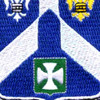 58th Infantry Regiment Patch Love Of Country   Center Detail