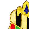 58th Infantry Regiment Brigade Combat Team, Special Troops Battalion Patch   Upper Left Quadrant