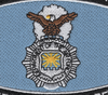 Security Police Retired Patch | Center Detail