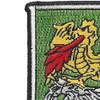 589th Armor Reconnaissance Battalion Patch   Upper Left Quadrant