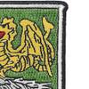 589th Armor Reconnaissance Battalion Patch   Upper Right Quadrant