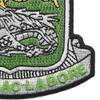 589th Armor Reconnaissance Battalion Patch   Lower Right Quadrant