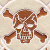 Seal Team IV Afghanistan Theater Of Operation Patch Desert   Center Detail
