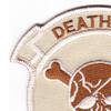 Seal Team IV Afghanistan Theater Of Operation Patch Desert   Upper Left Quadrant