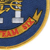 Seal Team 6 Sea Land And Air Special Operations Unit Patch | Lower Right Quadrant