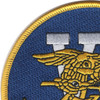 Seal Team 6 Sea Land And Air Special Operations Unit Patch | Upper Left Quadrant