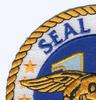Seal Team 10 Patch | Upper Left Quadrant