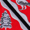 588th Engineer Battalion Patch | Center Detail