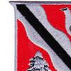 588th Engineer Battalion Patch | Upper Left Quadrant