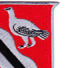 588th Engineer Battalion Patch | Upper Right Quadrant