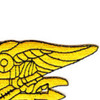 SEAL Special Forces Badge Patch | Upper Right Quadrant
