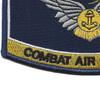 Navy Combat Air Crewman Badge Rating Patch   Lower Left Quadrant