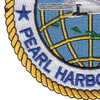 Naval Station Pearl Harbor Hawaii Patch - Version A | Lower Left Quadrant