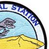Naval Station Kodiak, Alaska WWII Patch | Upper Right Quadrant