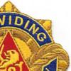 57th Transportation Battalion Patch | Upper Right Quadrant