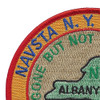 Naval Station Brooklyn and Staten Island Patch | Upper Left Quadrant