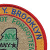 Naval Station Brooklyn and Staten Island Patch | Upper Right Quadrant