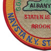 Naval Station Brooklyn and Staten Island Patch | Lower Left Quadrant