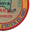 Naval Station Brooklyn and Staten Island Patch | Lower Right Quadrant