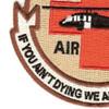 57th Medical Company Air Ambulance Patch   Lower Left Quadrant