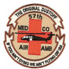 57th Medical Company Air Ambulance Patch