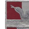 57th Medical Battalion Patch   Upper Left Quadrant