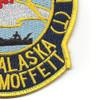 NAVAL Radio Station NCS ADAK Mount Moffett Alaska Patch   Lower Right Quadrant