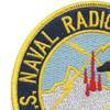 NAVAL Radio Station NCS ADAK Mount Moffett Alaska Patch   Upper Left Quadrant