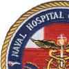 Naval Hospital Camp Lejeune, North Carolina Patch | Upper Left Quadrant
