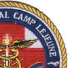 Naval Hospital Camp Lejeune, North Carolina Patch | Upper Right Quadrant