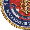 Naval Hospital Camp Lejeune, North Carolina Patch | Lower Left Quadrant