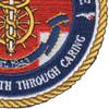 Naval Hospital Camp Lejeune, North Carolina Patch | Lower Right Quadrant
