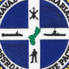 Naval Forces Marianas 7th Fleet Patch   Center Detail