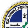 Naval Forces Marianas 7th Fleet Patch   Upper Left Quadrant