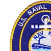 Naval Facility Nantucket Massachusetts Patch   Upper Left Quadrant
