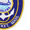 Naval Facility Nantucket Massachusetts Patch   Lower Right Quadrant