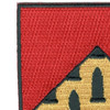 578th Field Artillery Battilion Patch | Upper Left Quadrant