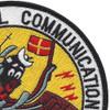 Naval Communication Station Norfolk VA Patch   Upper Right Quadrant