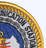 Naval Communication Station Iceland Patch | Upper Right Quadrant