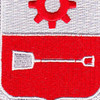 577th Engineer Battalion Patch | Center Detail