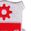 577th Engineer Battalion Patch | Upper Right Quadrant