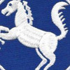 Republic Of Korea Army 9th Infantry Division Patch | Center Detail