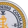 Recruit Training Command San Diego, California Patch | Upper Right Quadrant