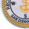 Recruit Training Command San Diego, California Patch | Lower Left Quadrant
