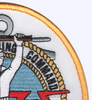 Recruit Training Command Great Lakes Illinois Sailor Patch   Upper Right Quadrant