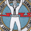 Recruit Training Command Great Lakes Illinois Sailor Patch | Center Detail