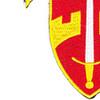 576th Airborne Infantry Demolition Detachment Patch   Lower Left Quadrant