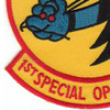 Operations Command 1st Special Operations Squadron Goose Patch | Lower Left Quadrant