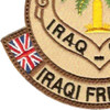 Operation Iraqi Freedom 05-06 Patch | Lower Left Quadrant